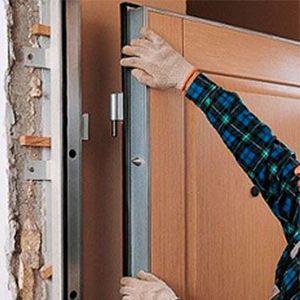 Ремонт дверей фото 3